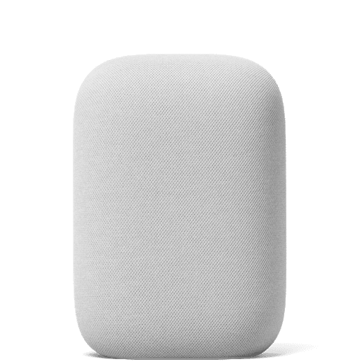 Image of a Google Nest Audio